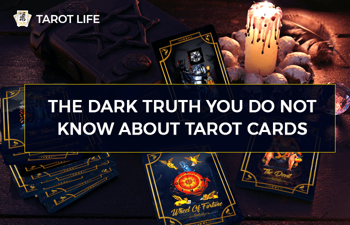 Dark Truth You Do Not Know About Tarot Cards Picture
